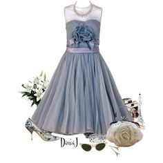 Dress Collection - Contest Entry by dimij on Polyvore
