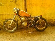 Yamaha Sr 125, BratStyle, Brat