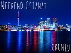 News-Canada - City of Toronto Emerg. Closure Notices - News-Canada Ontario, Weekend Trips, Weekend Getaways, Stuff To Do, Things To Do, Toronto Skyline, Toronto Travel, Journey, Toronto Canada