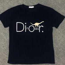 Mulheres hipster camiseta kawaii verão estilo da marca de algodão dinossauro t-shirt feminina de fitness sexy júnior tops donna vestuário águia(China (Mainland))