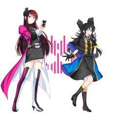 Kamen Rider Decade, Kamen Rider Series, Anime Black Hair, Female Heroines, Anime Girl Cute, Power Rangers Fan Art, Red Vs Blue, Gender Bender, Warriors