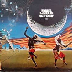 Herbie Hancock - Sextant (Vinyl, LP, Album) at Discogs