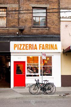 Pizzeria Farina in Vancouver