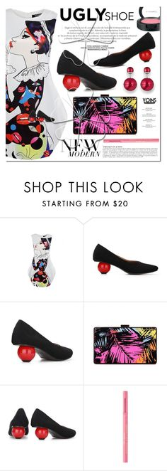 """""""yoins"""" by nanawidia ❤ liked on Polyvore featuring Anja, Too Faced Cosmetics and MAC Cosmetics"""