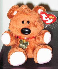 8513b34ad85 Ty Beanie Baby ~ POOKY the 5