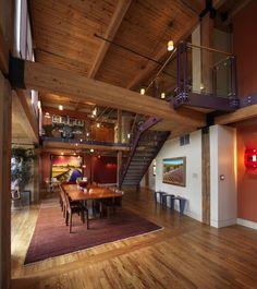 Franklin loft remodel