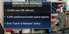 Ice Has Officially Got The Green Light To Begin Arresting & Deporting More Illegals - BB4SP
