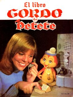 If Luke was Hispanic then I found the tv show he'd like in his childhood! El Libro Gordo de Petete in which a penguin taught kids topics! Childhood Toys, Childhood Memories, Party Fiesta, Ferrat, My Generation, Old Magazines, Retro Toys, Classic Tv, Old Toys