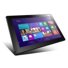 brilliant Lenovo LENN3S25UK ThinkPad Tablet 2 10.1-inch Business Tablet (Black) - (Intel Atom 1.8GHz, 2GB RAM, 64GB Flash, WLAN, Bluetooth, 2x Camera, Integrated Graphics, Windows 8 32-Bit)