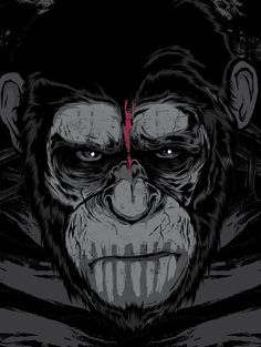 Dawn of the Planet of the Apes - Joshua M. Smith