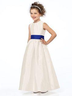 Flower Girl Style FL4032 http://www.dessy.com/dresses/flowergirl/fl4032/#.VPpnceVBv4c