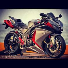 """@bikes_enchanter's photo: """"I am really Enchanted to this bike ... Look at the curves.Thecolor .the eys.and don't forget the exhausts ... Adorable ... some says it's the 2014 or 2015 Yamaha R1 ... What ever she is ... AWESOME . _ _ _ _ _ _ _ _ _ _ _ _ _ _ ☆ _ _ _ _ _ _ _ _ _ If you wanna share your bike's picture with us : → Tag me [ #bikes_enchanter ] → Or send it directly to me → Or Send it to my E-mail [ Bikes_Enchanter@Outlook.com ] _ _ _ _ _ _ _ _ _ _ _ _ _ _ ☆ _ _ _ _ _ _ _ _ _  #yamaha…"""