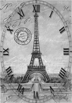 Paris Coloring page- Kleuren voor volwassenen Torre Eiffel Paris, Paris Eiffel Tower, Paris Party, Paris Theme, Vintage Labels, Vintage Postcards, Images Vintage, Paris Images, Vintage Paper