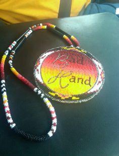 AEBaga Creations  Bad Hand Medallion