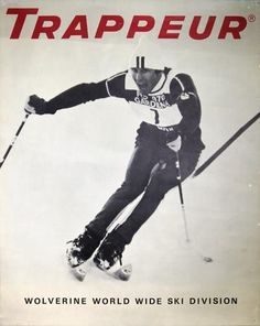 Poster from the early Ski Vintage, Vintage Ski Posters, Winter Family Vacations, Ski Vacation, Alpine Skiing, Snow Skiing, S Ki Photo, Ski Card, Ski Accessories