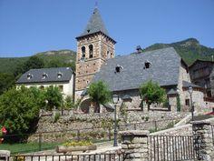 Iglesia de Plan, Huesca