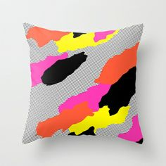 Mars+Throw+Pillow+by+Tyler+Spangler+-+$20.00