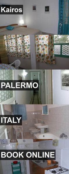 Hotel Kairos in Palermo, Italy. For more information, photos, reviews and best prices please follow the link. #Italy #Palermo #travel #vacation #hotel