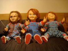 Childs Play Dolls (chucky)