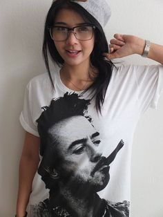 Robert Movie Film Hand Printed T-Shirt L XL by 1stepbeyond on Etsy
