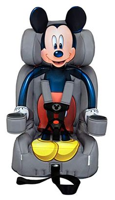 KidsEmbrace Paw Patrol Booster Car Seat Nickelodeon Skye Combination 5 Point Harness Gray 3001SKY