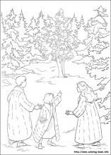 The chronicles of Narnia coloring pages on Coloring-Book.info