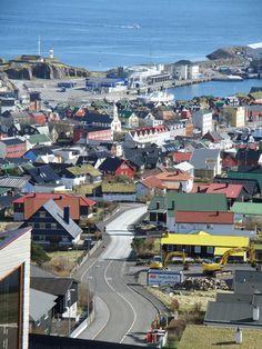 Dalavegur in Tórshavn   Faroe Islands (by Eileen Sandá)