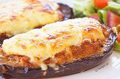 Side Recipes, Greek Recipes, Gourmet Recipes, Cooking Recipes, Cypriot Food, Greece Food, Greek Cooking, Greek Dishes, Moussaka