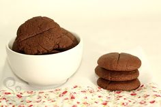 biscoitinhos de nutella