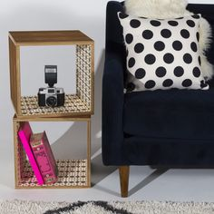 Lisa Argyropoulos Hype Cube | DENY Designs Home Accessories