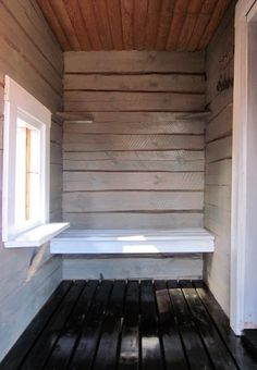 Pihasauna - kettukuu - Vuodatus.net Saunas, Alcove, Bathtub, Bathroom, Standing Bath, Washroom, Bathtubs, Bath Tube, Full Bath