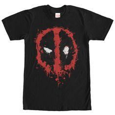 140a638a64e2b Deadpool Splatter Icon T-Shirt, Hoodie Deadpool Tee Shirts Deadpool T Shirt,  Great