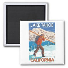 >>>Best          Skier Carrying Snow Skis - Lake Tahoe, California Fridge Magnets           Skier Carrying Snow Skis - Lake Tahoe, California Fridge Magnets online after you search a lot for where to buyThis Deals          Skier Carrying Snow Skis - Lake Tahoe, California Fridge Magnets ple...Cleck Hot Deals >>> http://www.zazzle.com/skier_carrying_snow_skis_lake_tahoe_california_magnet-147231556501550330?rf=238627982471231924&zbar=1&tc=terrest
