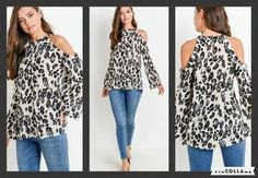 d8f99c1399cdde Weekender Casual Ombre Fade Out Midnight Blue Cold Shoulder Peep Sleeve T  Shirt Top S M L