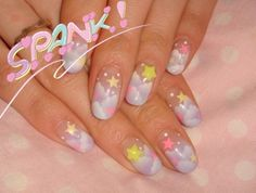 Aren't these nails so cute?