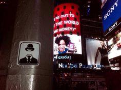 New York Nov'14 AM Time Square