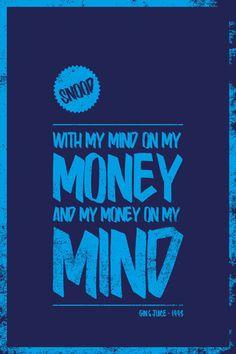 SNOOP DOGG 12x18 Typographic Poster Print of lyrics par DopePrints    http://www.etsy.com/listing/121470466/snoop-dogg-12x18-typographic-poster?ref=v1_other_2