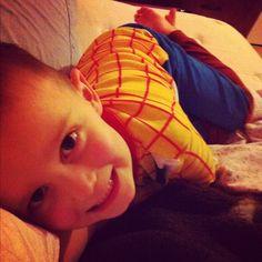 My adorable nephew Braedan!