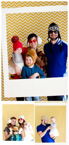 Entertaining made lovely do it yourself photo booth fun weddings diy photo booth we could have small props like hats and mustaches on sticks solutioingenieria Image collections
