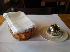 Bread & butter @ Restaurant Guarda Val