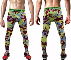 Camouflage Pants Men Fitness Mens Joggers Compression Pants Male Trousers Bodybuilding Tights Leggings Mma Pantalon Homme X Mens Jogger Pants, Men Trousers, Cargo Pants Men, Mens Compression Pants, Crossfit, Camouflage Leggings, Army Camouflage, Camo Pants, Mens Tights