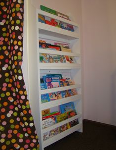 Flat bookcase | Do It Yourself Home Projects from Ana White