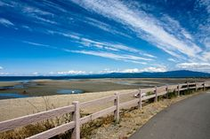 Submitted by Tyler Ingram to the 2012 myPQB Story Contest - Along the Waterfront Walkway at Parksville Beach (Vancouver Island, BC). West Coast Weather, Central Island, Vancouver Island, Beach Fun, Walkway, Summer 2014, Vacation Spots, British Columbia, Places To See