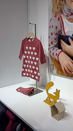 Cuori e Pois per le femminucce #pois #moda #bambina #PittiBimbo