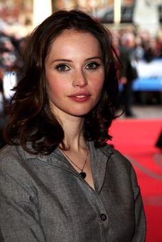 Felicity Jones - Anastasia