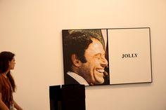 """Prima Facie (Second State)"" Jolly John Baldessari at Mai 36 Galerie/ Victor Gisler #FriezeLondon2015 #Frieze #FriezeArtFair #London #FeriaArte #ArtFair #ArteContemporáneo #ContemporariArt #Art #Arte #Arterecord 2015 https://twitter.com/arterecord"