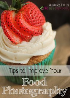 Basic Tips to Improve Your Food Photography