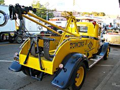 1934 Ford Tow Truck 'Y 10 186' 2 by Jack_Snell, via Flickr