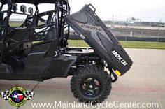 New 2017 Arctic Cat HDX 700 CREW XT EPS ATVs For Sale in Texas. MSRP $17,599 as equipped ON SALE NOW $15,999 as equipped Includes: Lift kit (1304-0592) Upgraded tires Super ATV Intimidator 28x10x14 (INT-28/10/14) Arctic Cat accessory bimini top (2436-353) Arctic Cat accessory rear bumper (1436-609) Installation Buy now and getrates as low as 2.9% for 36 months or 0% for 6 months* Call TODAY for a NO HASSLE drive out PRICE *Financing with approved credit.