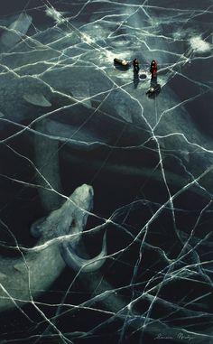 2headedsnake:    Serpentine  by Nimbus2005